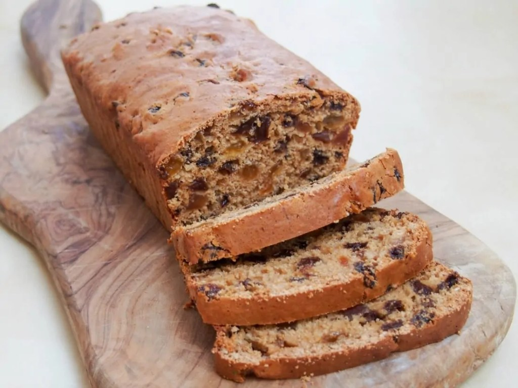 Irish brack (fruit loaf) #SundaySupper