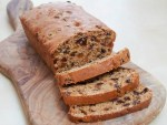 Irish brack (fruit loaf)