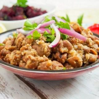 Ful medemes (Egyptian fava beans)