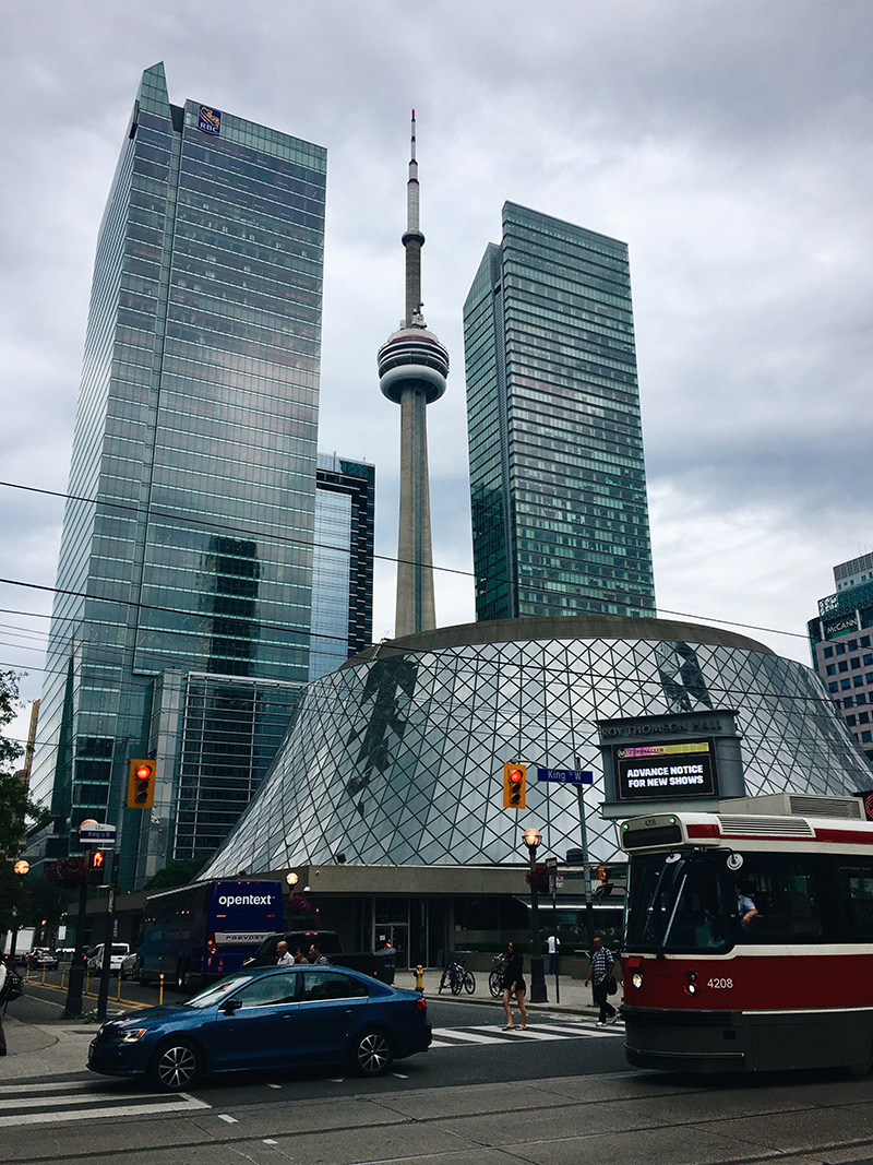 visiter toronto itineraire 4 jours