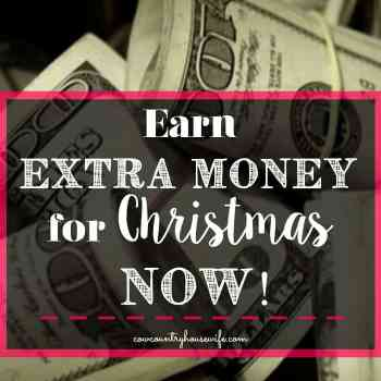 Need extra cash before Christmas? Here are 8 ways to make some extra cash without leaving home or ever even having to sell anything.