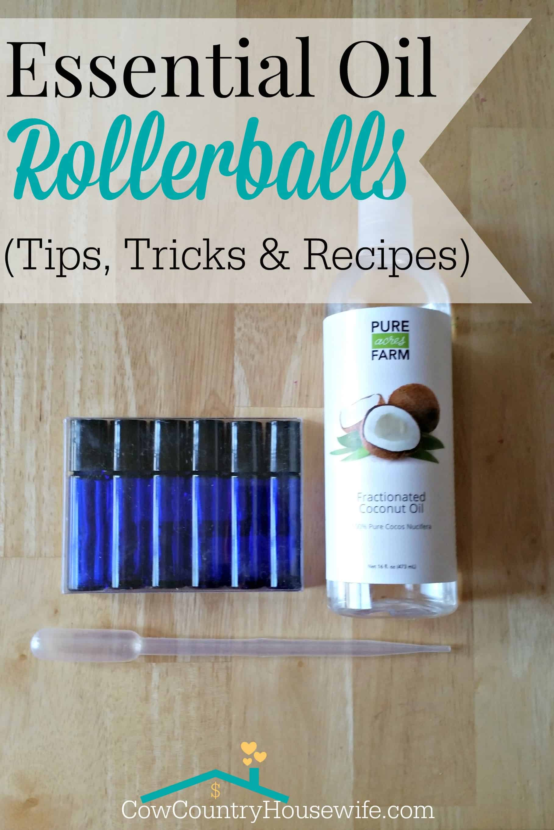 9258bfcb673 How To Make Essential Oil Roller Bottles At Home