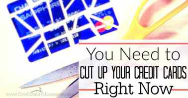 Looking for some motivation to get out of debt? This is a real eye-opener and kick in the behind to get started!