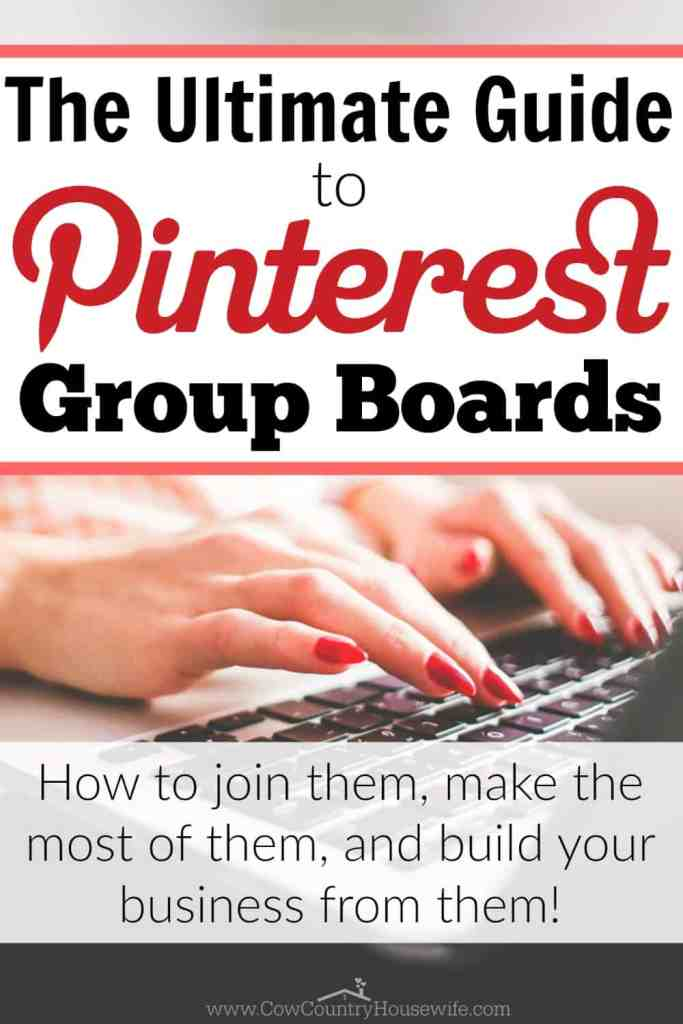 This was crazy helpful! Her blog went from 100 pageviews to 7,270 pageviews a day in a month thanks to Pinterest group boards! I can't wait to try these for my blog!
