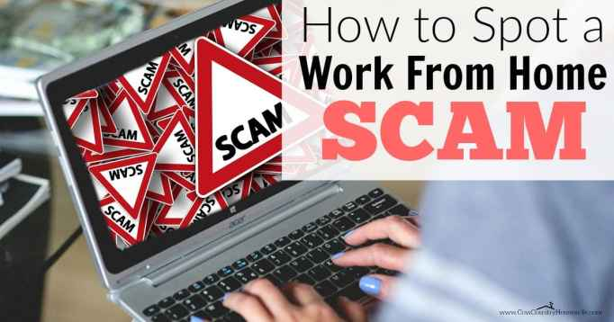 You find your dream job, only to learn that it's a work from home scam. It happens to thousands of people everyday. But it can be avoided if you know what you're looking for! How to Avoid a Work From Home Scams
