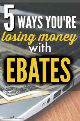 This is SO great! If you've ever wondered how does Ebates work or what is Ebates, this is EXACTLY what you need to start saving money with Ebates! Ebates | Make extra money | Save money | Cashback | Losing money | Wasting money | Extra income