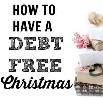 These are so great! She really knows how to have a debt-free Christmas! I love her ideas about saving money, but these are just genius! You can still save money at Christmas without not getting presents!