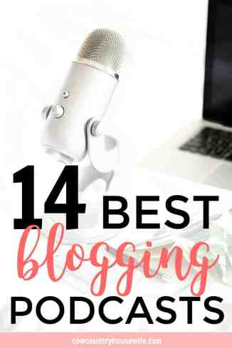 If you want to make money blogging, you need to follow these blogging podcasts! These are the best blogging podcasts to follow if you want to make your blog into a profitable business. These are the best podcasters!