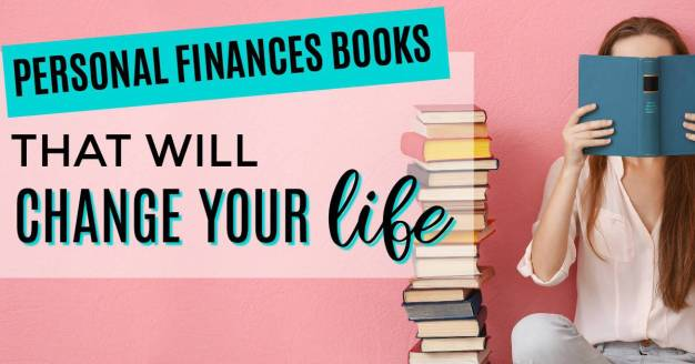 These are amazing! These are the best personal finance books that will change your life. The best budgeting books you need to read. Best books about money. Money books to read. Summer reading books. Motivational books to read. Books for millennials to read. Personal finance books for millennials. Books about budgeting. Books about saving money. Ruth Soukup books. Dave Ramsey books.