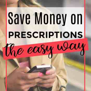 Save Money on Prescriptions the Easy Way