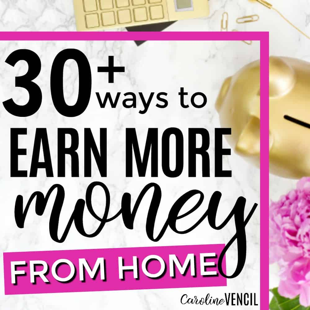 ways to earn extra money. Blogging – You can earn money with your blog. Look no further than this blog. I have a day job, I blog for hours a day and I earn $4, – $6, per month from this blog, which is ever increasing.