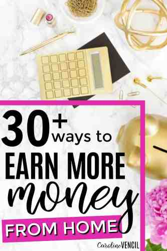 These are so great! If you want to learn how to make extra money right now, then you've come to the right place. Here's how to make money and how to make money online! 30+ Real Ways to Earn Money From Home. Make money as a stay at home mom. Easy ways to make money from home Real ways to make money form home. Legit ways to earn more money. Side hustles that work. Earning extra money. Make money. Make money online. Make money at home. Make money fast. Make more money. Make more money fast. Make more money ideas. Make more money extra cash. Make more money fast. Making money from home. Making money at home. Making money fast. How to make money from home. How to make extra money on the side. How to make money from home. How to make money online.