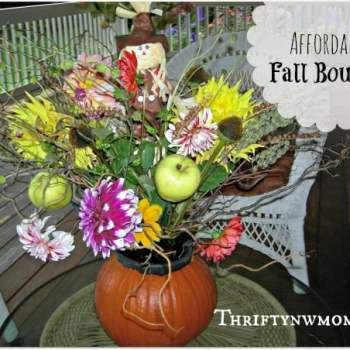 DIY Fall Decor – Cheap, Easy Fall Decorating Ideas