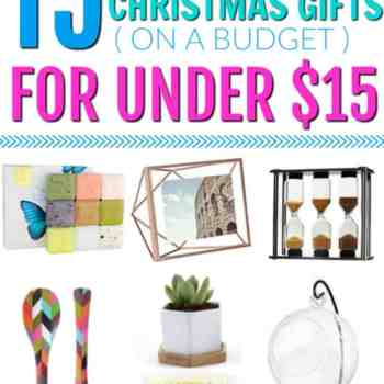 15 Trendy Gifts for Less than $15