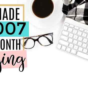 October 2017 Blogging Income Report: $12,007