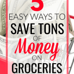 5 Tips to Get Your Food Spending Under Control