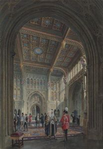 414px-Lord_Chancellor_Campbell_in_the_Peers_Lobby_by_Robert_Charles_Dudley-207x300 Beau Monde Books Guest Author Historical Romance New Fiction Regency Era Regency Romance