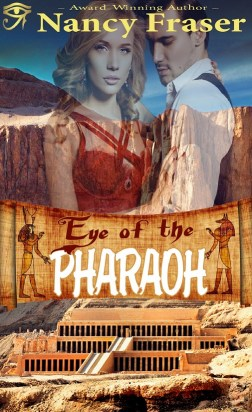 23-Eye-of-the-Pharaoh Author's Blog Guest Author