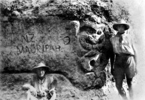 Maori_Pah_Gallipoli-300x207 Author's Blog Guest Author Highlighting Historical