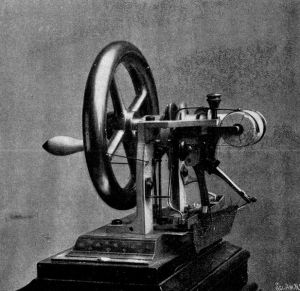 617px-Elias_Howe_Sewing_Machine_1846-300x291 Author's Blog Highlighting Historical