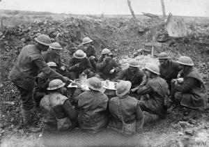 Christmas_on_the_Western_Front_1914-1918_Q1630-300x211 Author's Blog But First Coffee