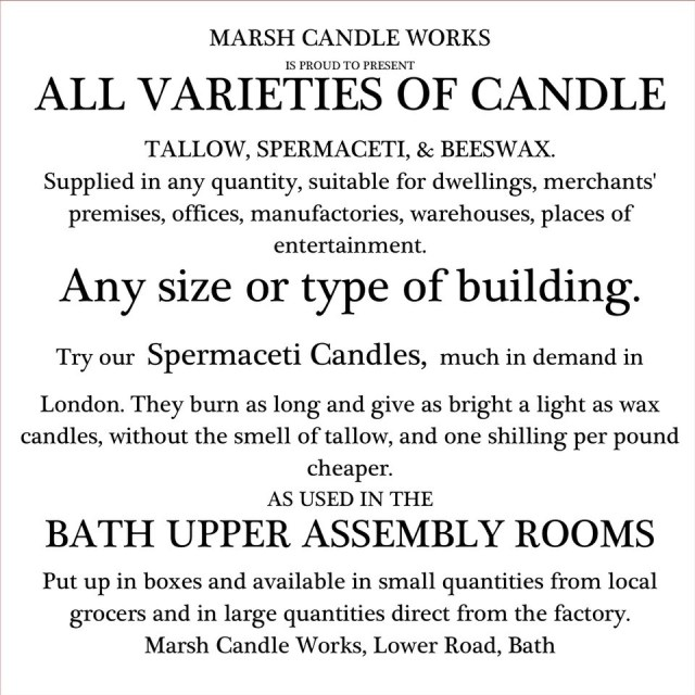 advert-candles Author's Blog Highlighting Historical