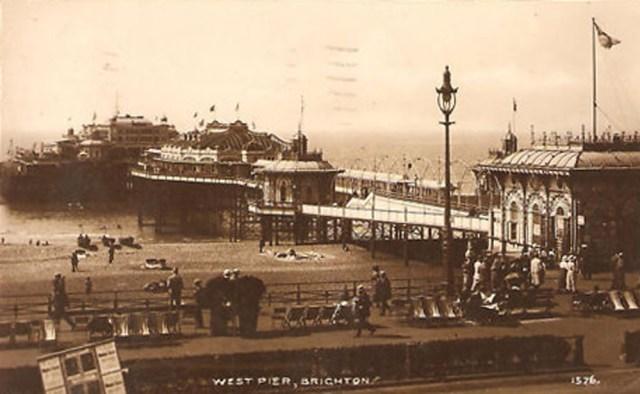 Brighton-West_Pier_circa_1920 Author's Blog