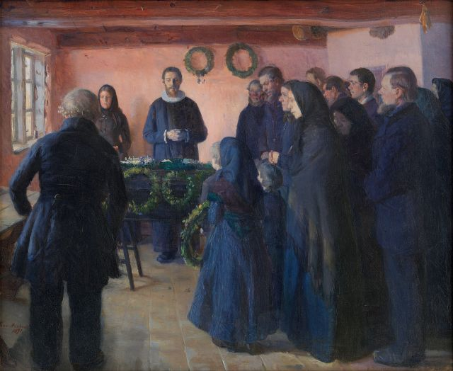 Anna_Ancher_-_A_Funeral_-_Google_Art_Project Author's Blog