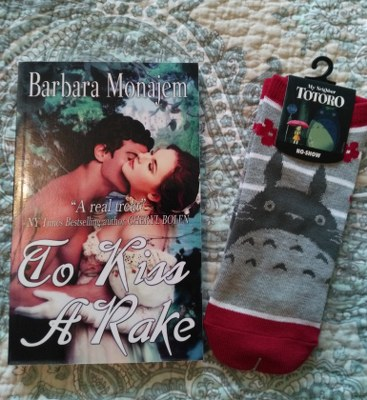 Giveaway-Prize-To-Kiss-a-Rake-and-Totoro-socks_367x400 Highlighting Historical