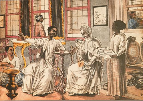 BatavianLadies Highlighting Historical Romance