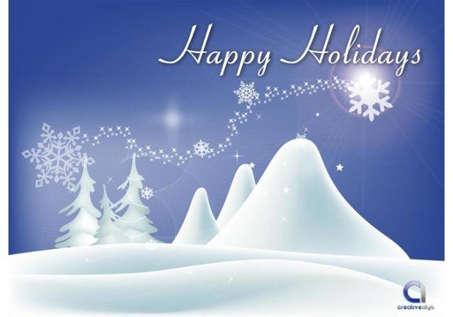vector-happy-holidays-wallpaper Author's Blog