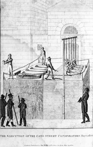 Execution_of_the_Cato_St_Conspirators Author's Blog