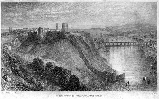 berwickturner Author's Blog Highlighting Historical Romance