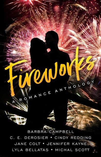 Scott-Fireworks-Cover-reveal Highlighting Historical Romance