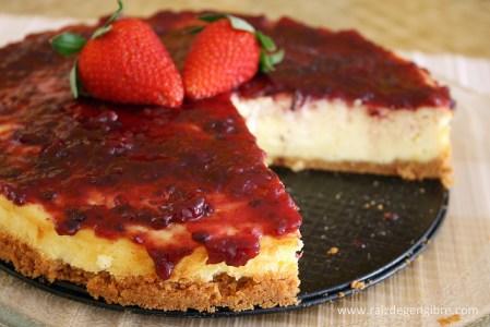 232. Cheesecake da Ruth Reichl