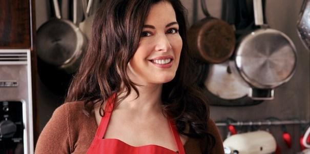 Na estante: 'Na cozinha com Nigella'