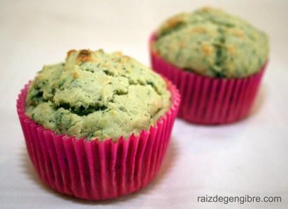 155. Muffin de ervas