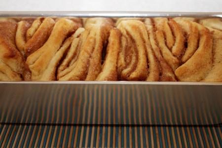 209. Pull apart bread dos céus