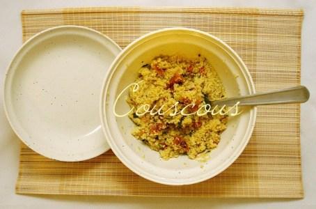 227. Couscous com cebolas caramelizadas
