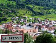 Festival de la Bresse, TH2, TH3, paire, TH5 et le TH3 en originale