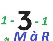 Les mots de 3 et les ajouts d'une lettre sous ODS8, 3/4 de M à R