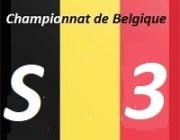 Championnat de Belgique de 3ème série non off.)