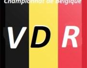 Championnat de Belgique V D et R, avec l'aide du ROY (non off.)