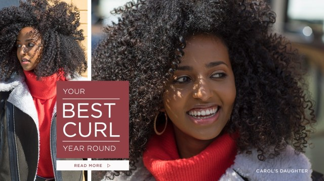 learn how to create natural hairstyles with carol's daughter