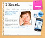 Protosite for iheard.org