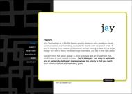 Jay Carskadden WordPress site