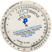 Proportion Wheel
