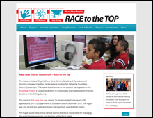 Roadmap Race to the Top website