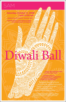 Final Diwali Ball poster