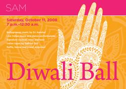 Graphic Design project: Diwali Ball